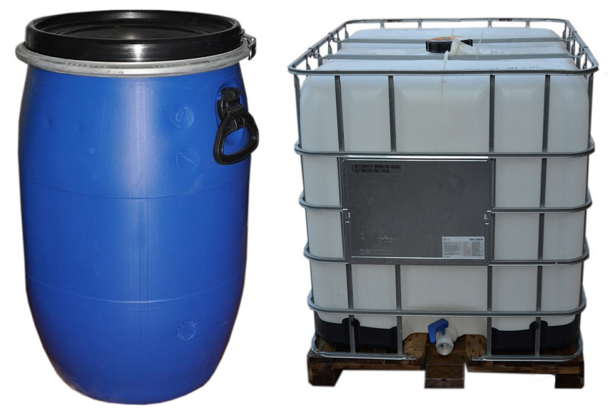 Bidones de pl stico garrafas y contenedores ideales para - Contenedores de agua ...